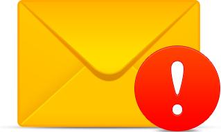 Receive email alerts