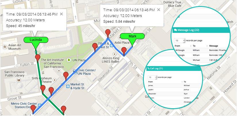 GPS tracking for children