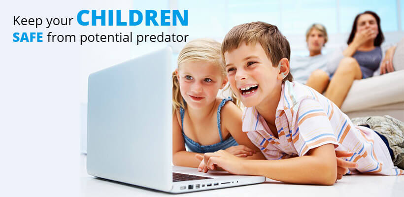 Protecting your children from predators