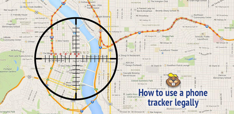 How to use a phone tracker legally