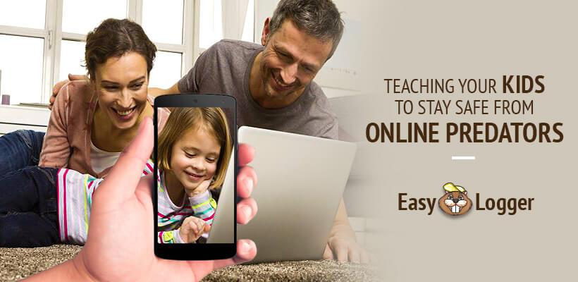 Kids tracker app