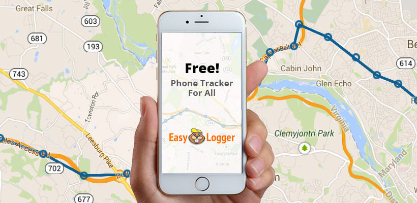 Free Phone tracker for all