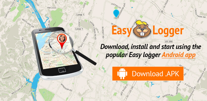 Download phone tracker APK, Easy logger SMS tracker APK