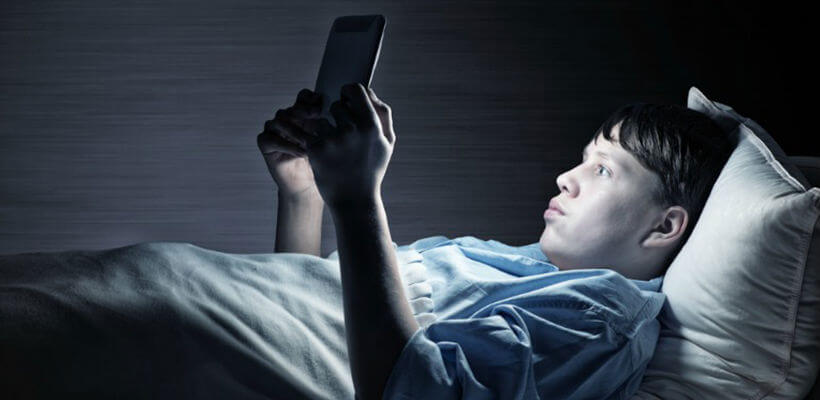 Dangerous effects of internet addiction