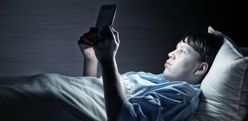 Dangerous effects of internet addiction