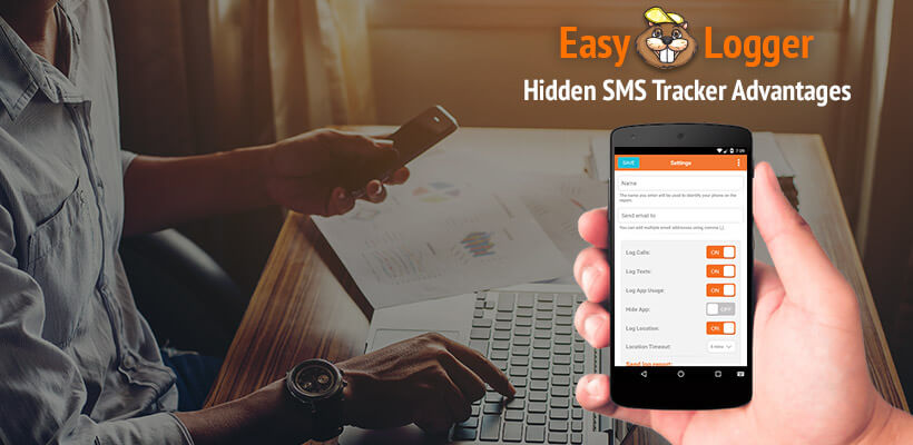 Hidden SMS Tracker Advantages
