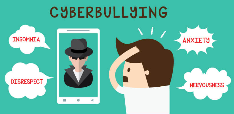 Child Being Cyberbullied?