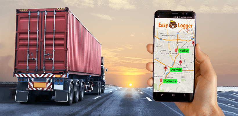 GPS Tracking for transportation and logistics