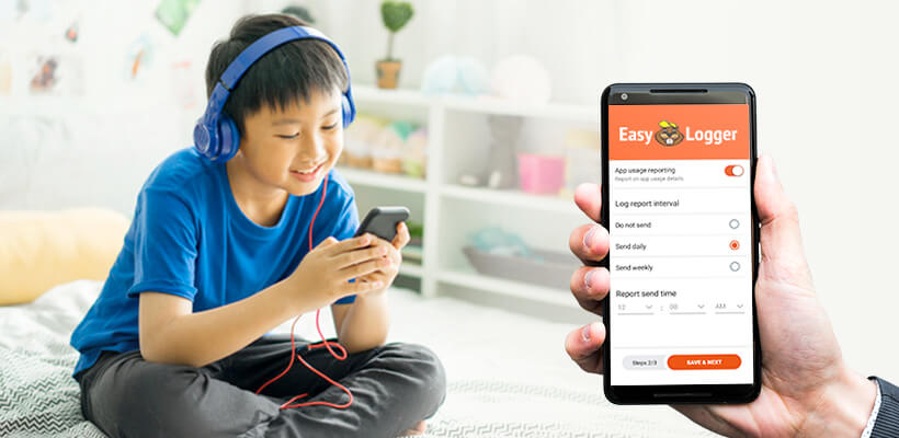 Monitor Your Childs App Usage With Easy Logger