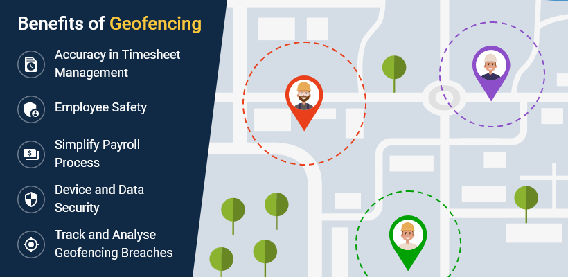 Empower Your Frontline Workers And Field Force with Geofencing App