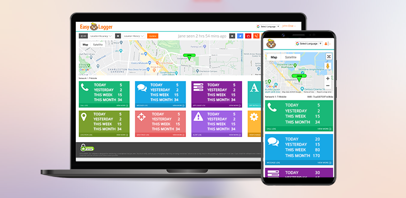 Easy Logger app a powerful tool for tracking and monitoring mobile devices